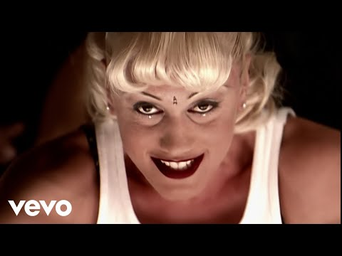 No Doubt - Spiderwebs (1995) [ska, reggae rock]