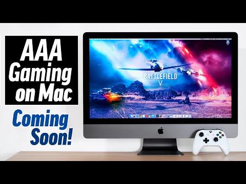Apple Silicon kan betyda att AAA-spel kommer till Mac Max Tech förklarar varför
