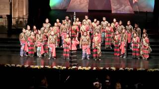 I Believe -  Ateneo de Manila College Glee Club, Cork Choral Festival 2012