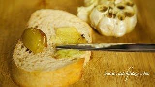 Roasted Garlic (healthy) Recipe (garlic Roast)