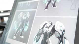 Max Steel: NOS BASTIDORES: PARTE 1 - GUIÕES E DESIGN
