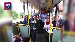 Bas elektrik untuk SBST...