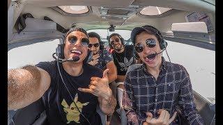 VLOG 101 - رحلة في الطائرة مع اصغر طيار مغربي - I FLEW WITH THE YOUNGEST MOROCCAN PILOT