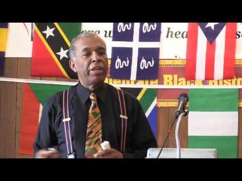 Pastor Winston Stephenson
