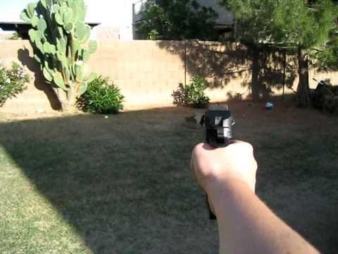 Desert Eagle CO2 Gas Blowback Airsoft Pistol- Review