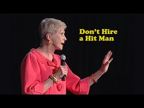 Jeanne Robertson | Don't Hire a Hit Man