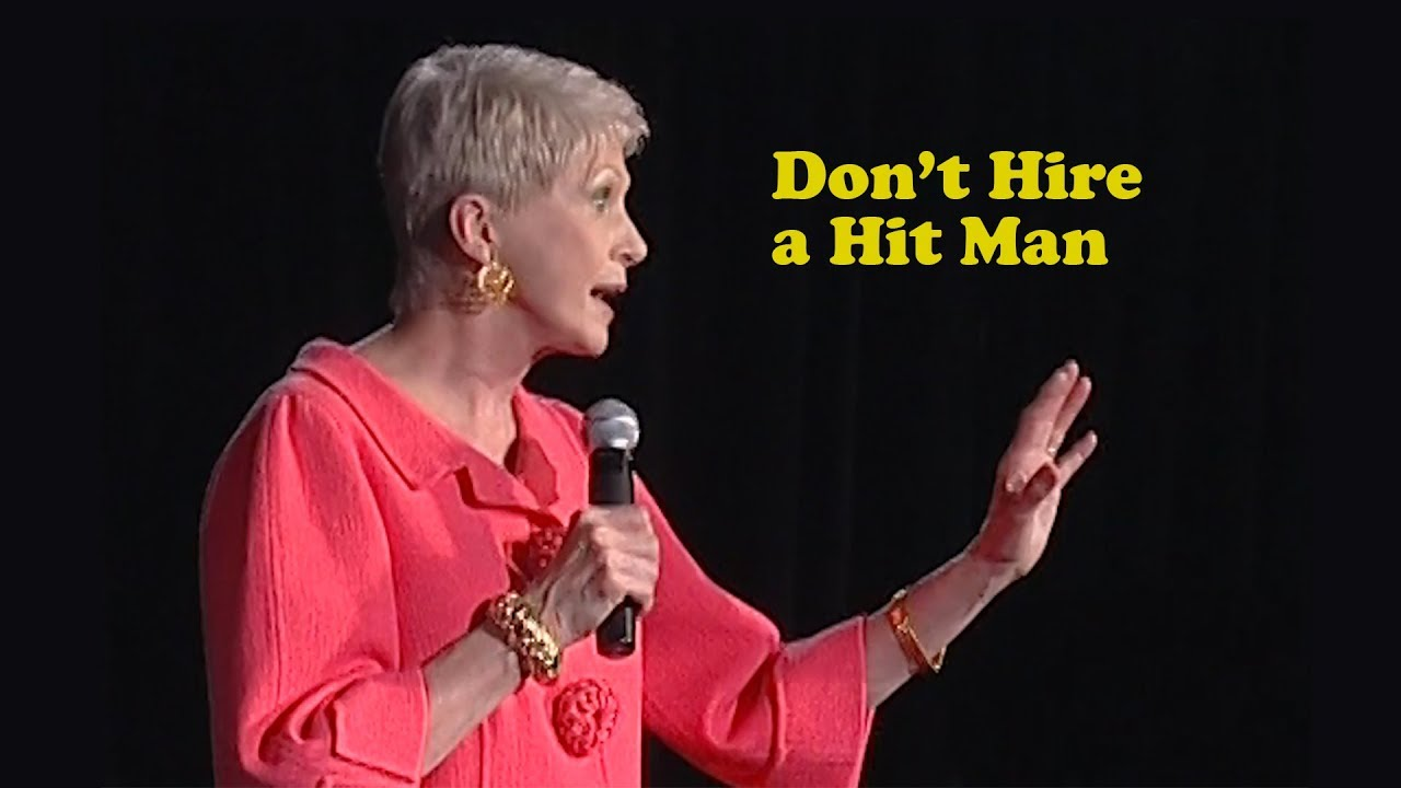 Download Jeanne Robertson | Don't Hire a Hit Man