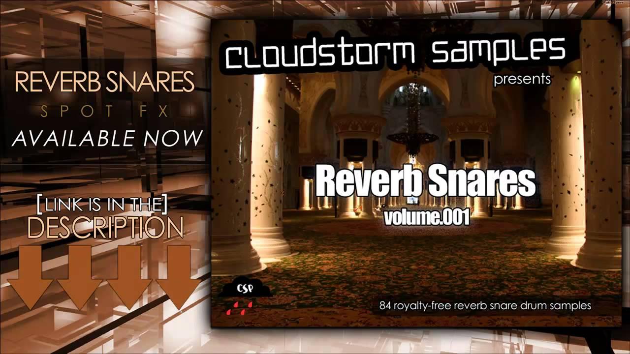 cloudstorm samples reverb