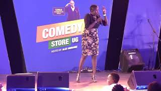 Alex Muhangi Comedy Store - About Last9te July 11th 2019