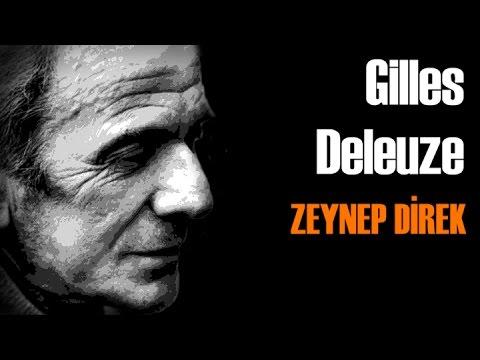 Gilles Deleuze - Zeynep Direk İle Felsefe Vakti - Türkçe