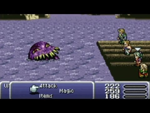 CGR Undertow - FINAL FANTASY VI ADVANCE review for Game Boy Advance