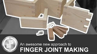 UNBELIEVABLE! An awesome new approach to Finger Joint making