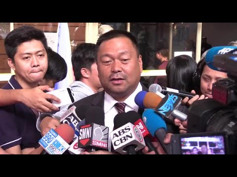 Thumbnail: Sen. JV Ejercito says Mindanao martial law is different