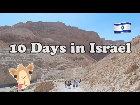 10 Days In Israel