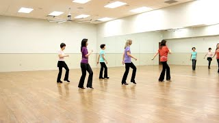 Here I Stand - Line Dance (Dance & Teach in English & 中文)