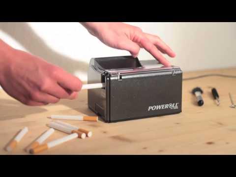 POWEROLL by OCB - ELECTRIC CIGARETTE MACHINE