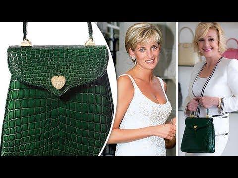 Princess Diana's diamond-studded handbag to sell for $38,490