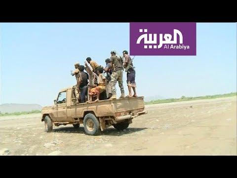 قواتُ الشرعية تسيطر على وادي وفج حرَض في حجة  - نشر قبل 8 ساعة
