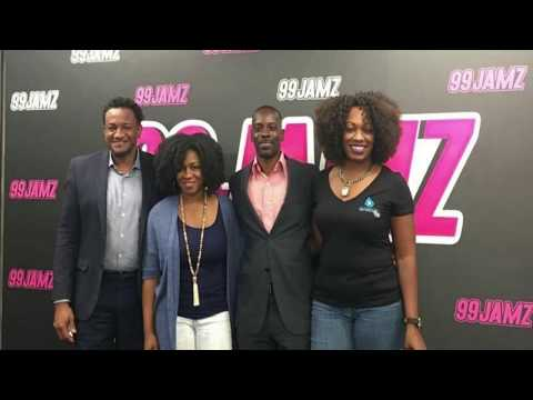 Co Founders JNick & Crystal Chanel on Community Matters with Shelby Rushin on 99Jamz
