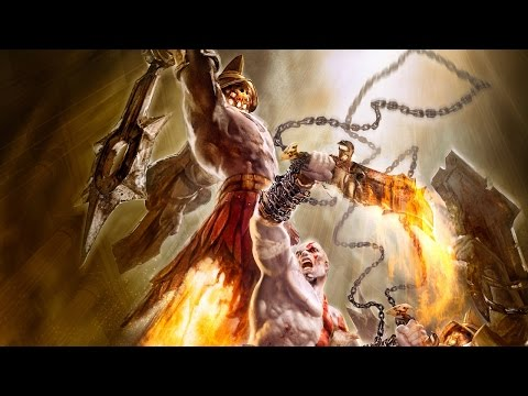 GoW: Chains of Olympus - God Mode #4