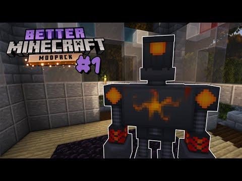 J'ai affronté un Robot ultra cheat sur Minecraft.. (BetterMC #1)