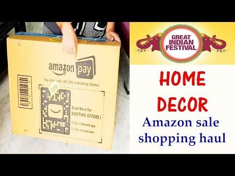 Home Decoration Haul | Amazon Shopping Haul | Amazon Home Decor Items Shopping Haul