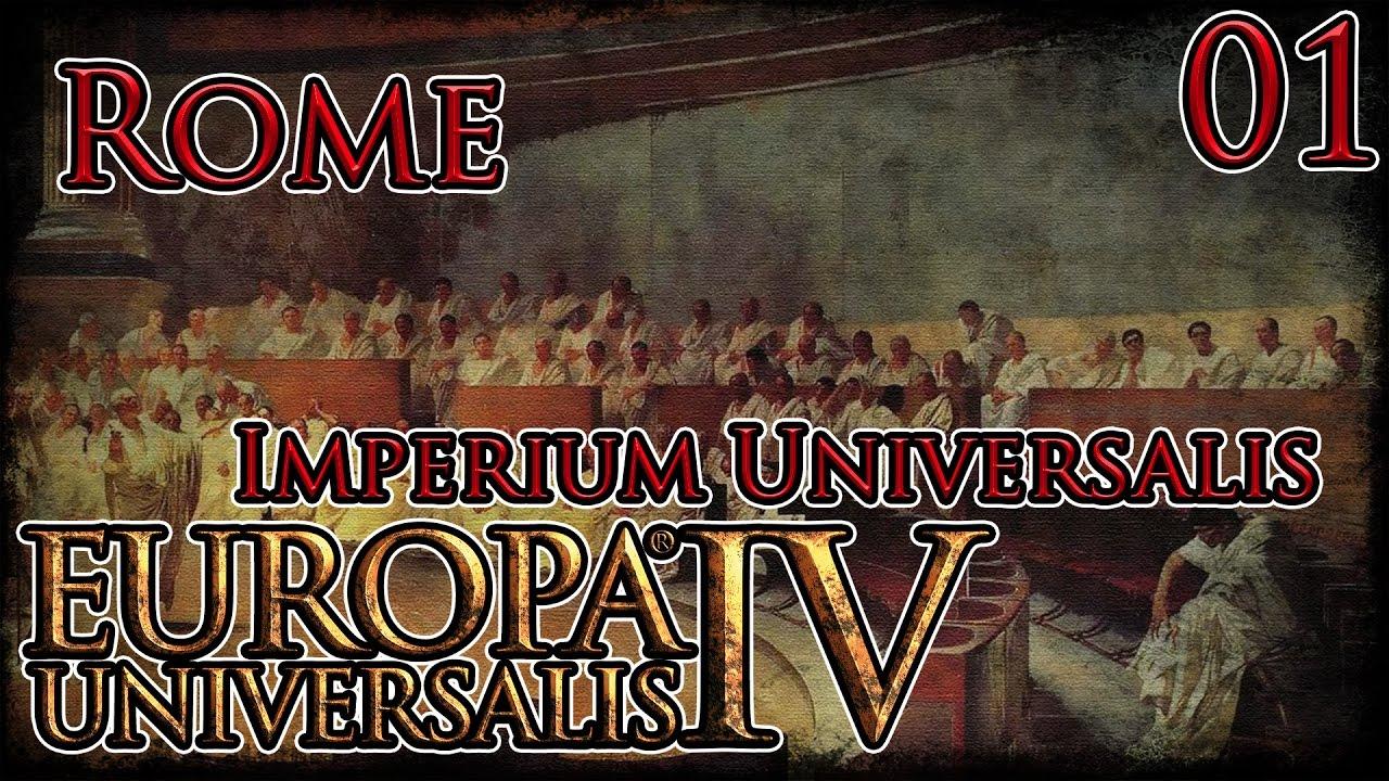 Let's Play Europa Universalis 4 Imperium Universalis ...