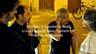 Khaossia, Magellano, Intervista di Gabriele De Blasi