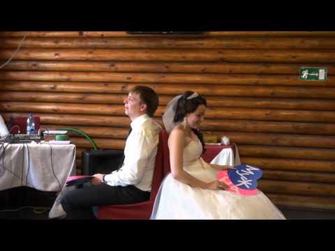 Видеосъемка свадьбы в Волгограде конкурс ведущей тамады для молодоженов видео StudioK2A