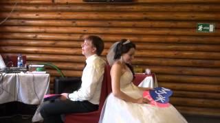 Свадьба видео видеосъемка свадьбы в Волгограде конкурс ведущей тамады для молодоженов StudioK2A