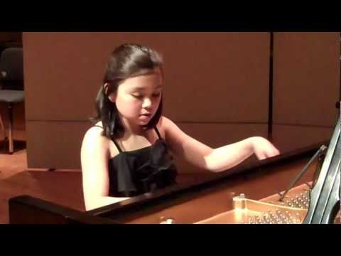 "10-year-old pianist plays ""The Cat and the Mouse"" on From the Top"