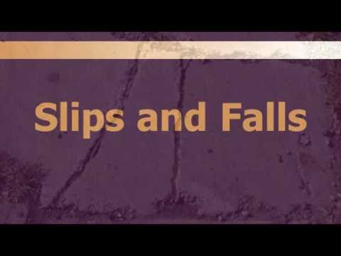 Derry Rundlett: Slip and Fall Attorney Portland Maine