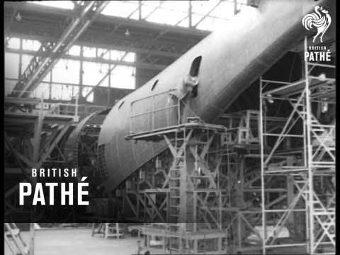 Freighter Aircraft Built - Belfast (1962)