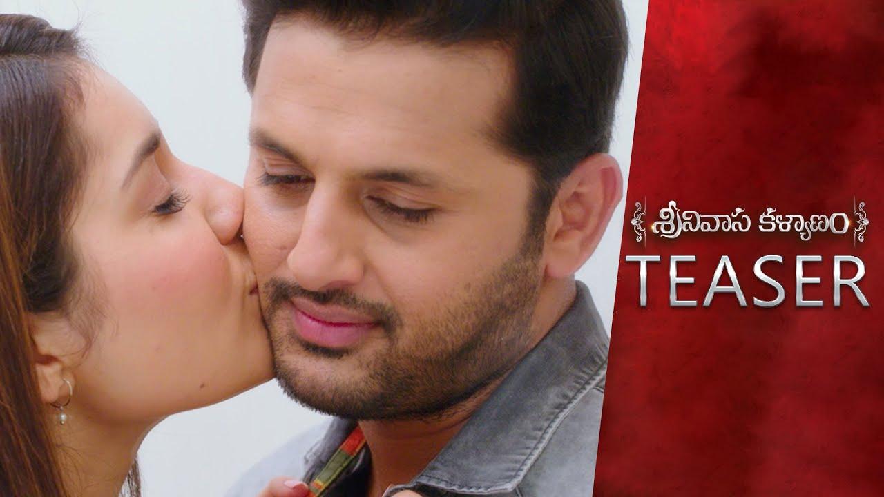 Srinivasa Kalyanam Teaser - Nithiin, Raashi Khanna | Vegesna Sathish, Dil Raju | English Subtitles