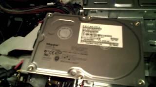 Maxtor D740X-6L 80GB failure