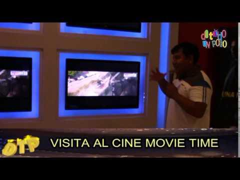 Download INFORME AL CINE MOVIE TIME DE CHINCHA PARA EL PROGRAMA DE TODO UN POCO