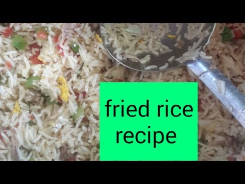 Chicken Fried Rice II Recipe step by step