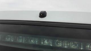 Лада Калина не работает омыватель заднего стекла (ремонт)