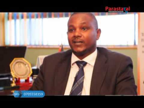 Interview with Jonah T  Orumoi C E O Tourism Finance Corporation