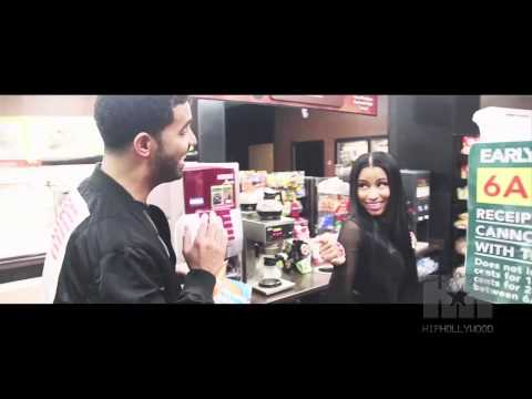 Finally, Drake Takes Nicki On A Date And Splurges - HipHollywood.com