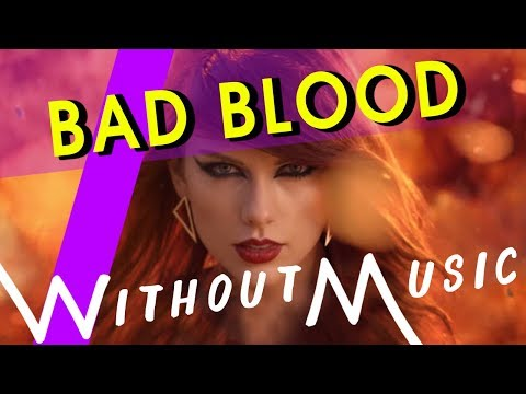 Taylor Swift   Bad Blood Ft. Kendrick Lamar #without Parody
