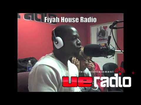 black Deniro on UE Radio