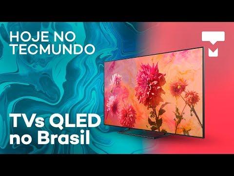 URLs mais fáceis, Telefunken querendo voltar, QLED no Brasil e mais - Hoje no TecMundo