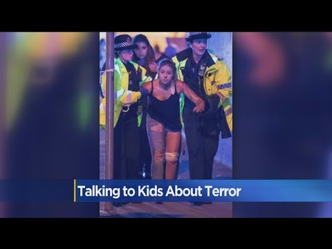 How Do You Talk To Your Children About Terrorism?
