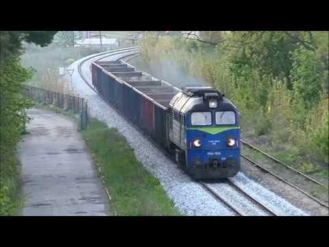 Pociągi w Kłodzku Wiosna 2019