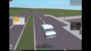 Roblox Mass State Police- Highway