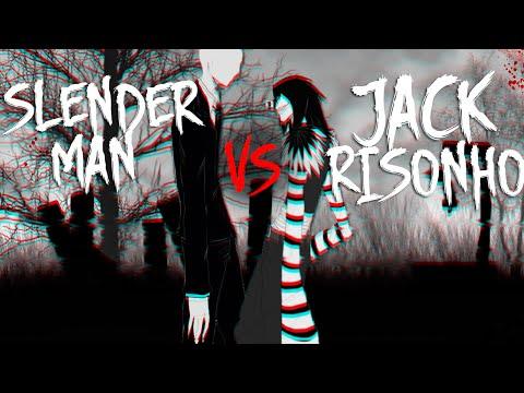 JACK RISONHO VS SLENDERMAN - ESPECIAL 12K E 2 ANOS DE CANAL