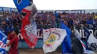 Atraksi Aremania | Arema Fc vs PSM makassar liga 1 2018