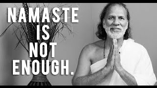 Repeat youtube video Namaste: What Does it Mean? The Misconceptions of
