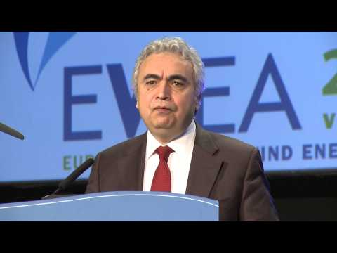 Dr  Fatih Birol, Chief Economist, International Energy Agency 1